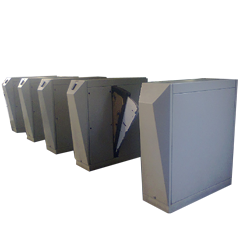 Telescopic Flap Barriers