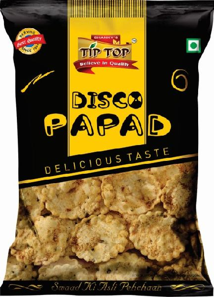 Disco Papad