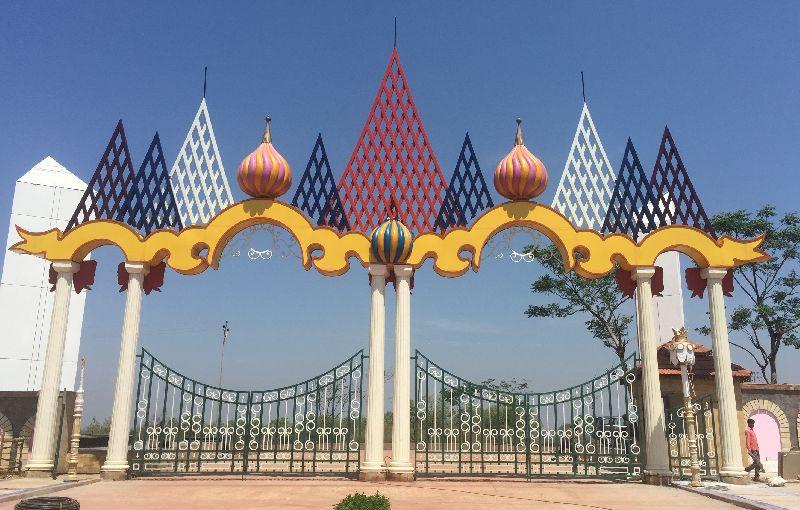 Dwarka Maharaja Gate