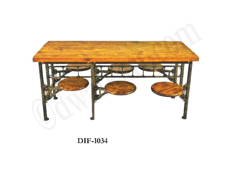 Legacy Industrial Table