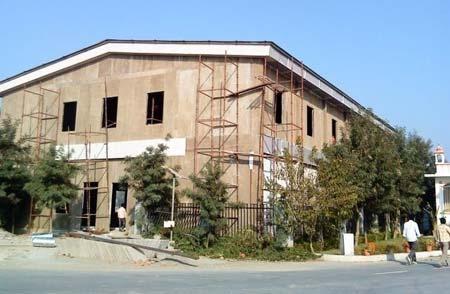 Prefabricated Building 01