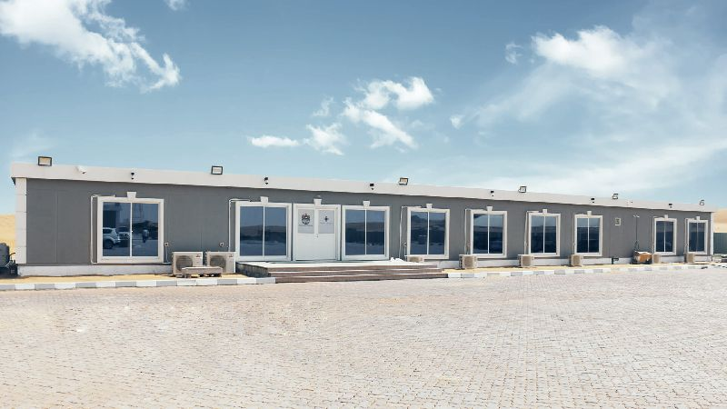 Prefabricated Building 02