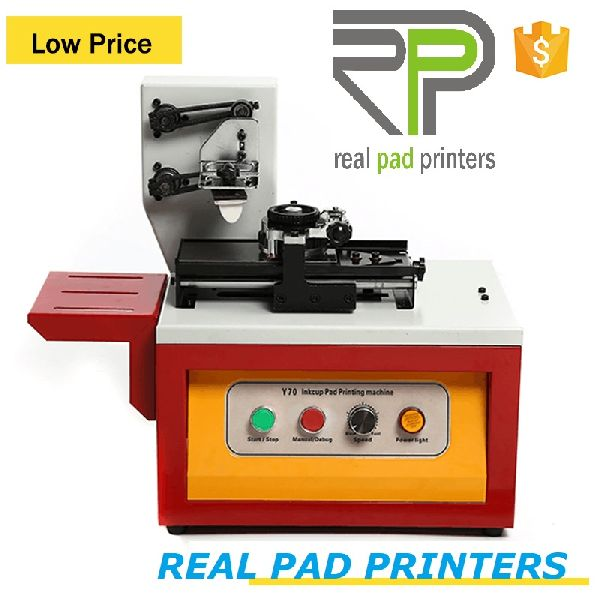 Chinese Motorized Pad Printing Machine