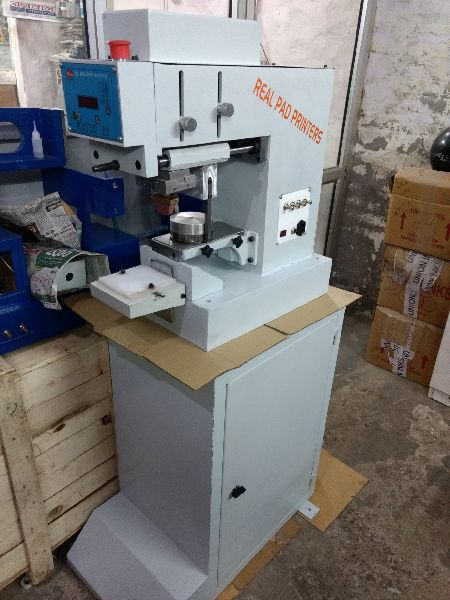 Single Color Pad Printing Machine 01