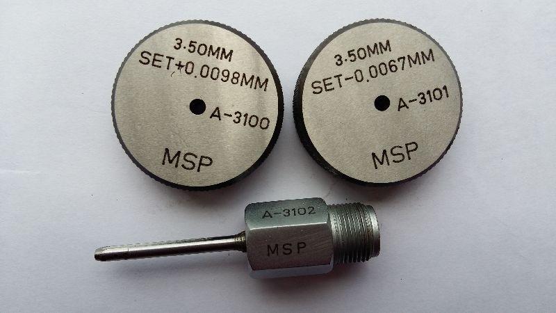 MSP Air Plug Gauge 01