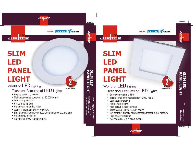 LED Panel Light Boxes
