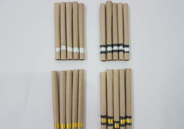 Paper Bidi Cones 01
