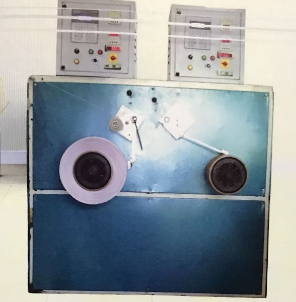 Semi Automatic PP Winding Machine
