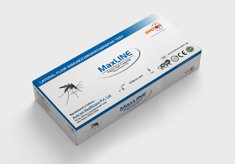 Malaria Antigen Pan Rapid Test Kits