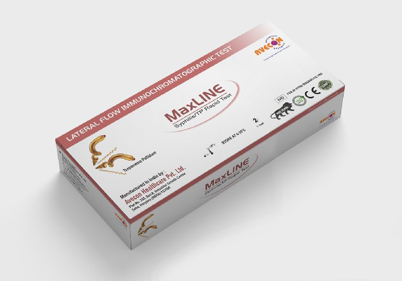 Syphilis TP 50 Rapid Test Kit 01