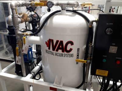 PV250 Industrial Vacuum System 01