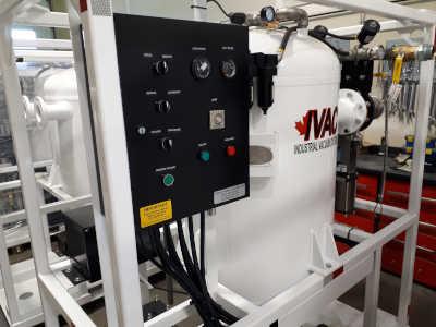 PV500 Industrial Vacuum System 02