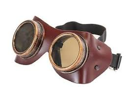 Leather Goggles