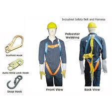 Safety Harness Belt 02