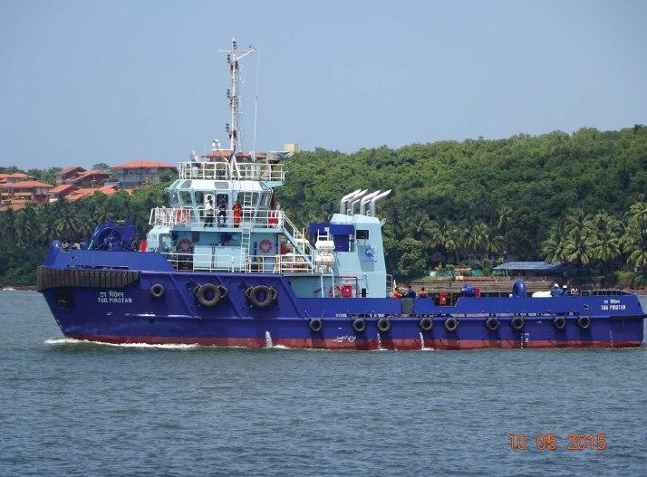 Sea Going  Tug