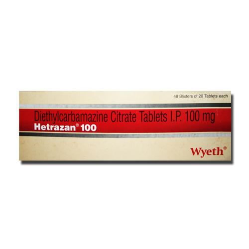 Hetrazan Tablets