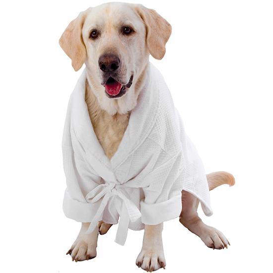 Dog Bathrobe