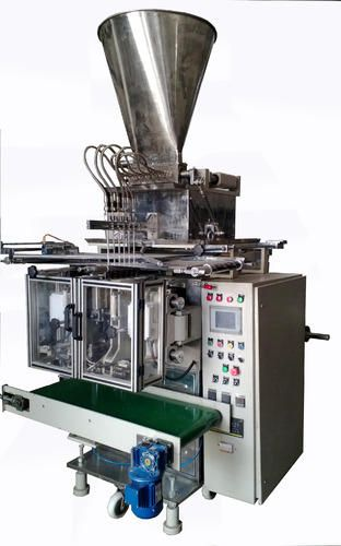 Multi Track Form Fill & Seal Machine