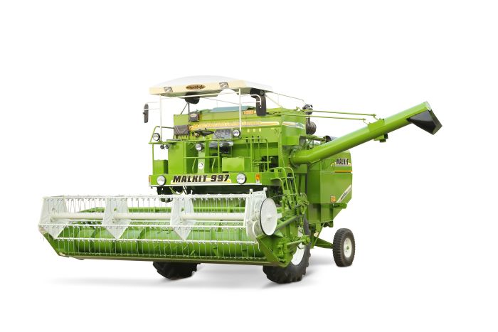Self Propelled Combine Harvester (Malkit - 997)