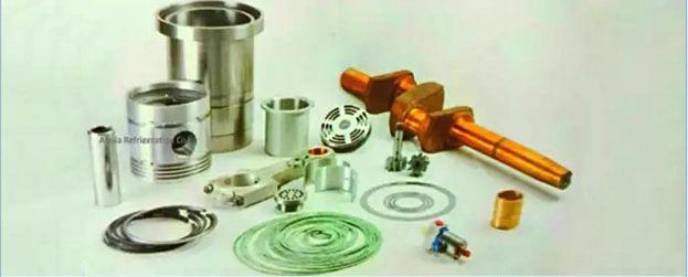 Refrigeration Compressor Spare Parts 02