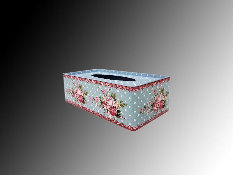 Metal Tissue Box