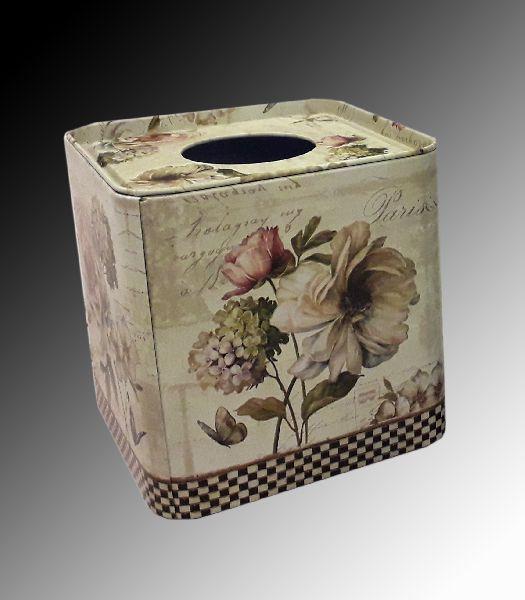 Metal Tissue Box 2