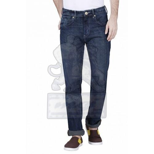 Mens Denim Regular Fit Jeans 01