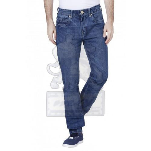Mens Denim Regular Fit Jeans 03