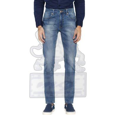 Mens Cotton Narrow Fit Jeans 02