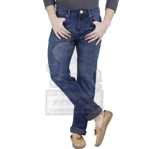 Mens Denim Regular Fit Jeans 05
