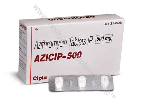 Antibiotics Tablets