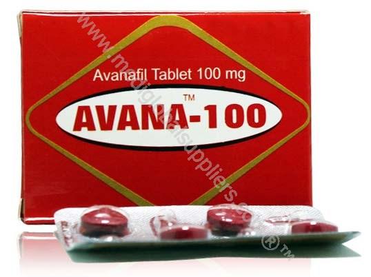 Generic Avanafil Tablets