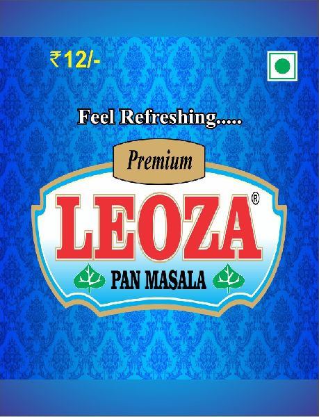 Leoza Pan Masala Manufacturer,Leoza Pan Masala Exporter