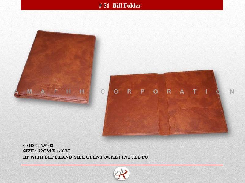 PU Bill Folder