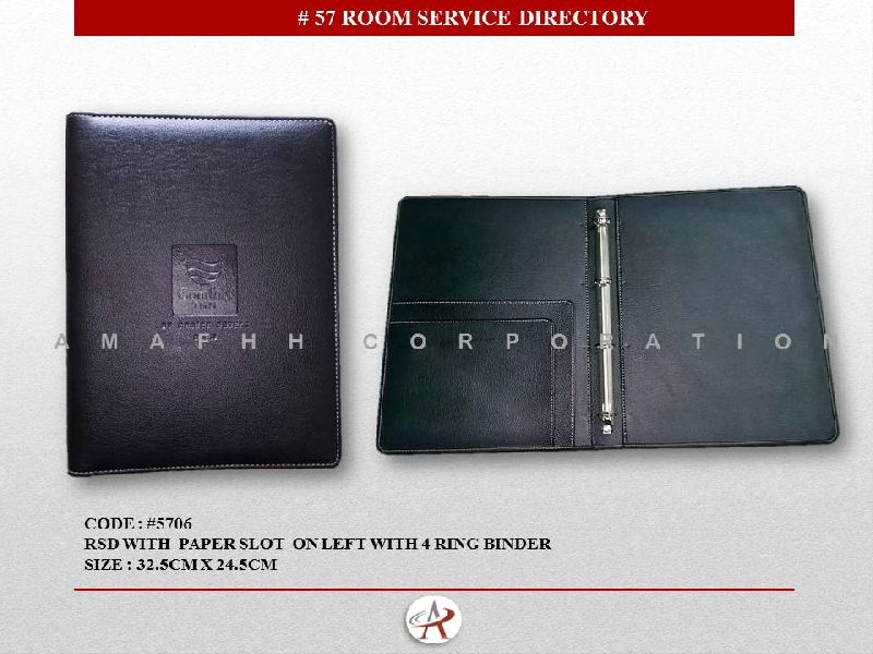 Guest Service Directory Folder