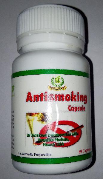 Anti Smoking Capsules