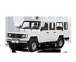 Force Trax Ambulance