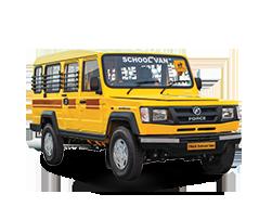 Force Trax Cruiser School Van