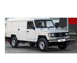 Force Trax Delivery Van