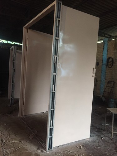 MS Door Frame Fabrication
