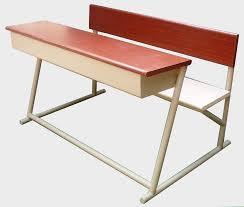 School Bench 01