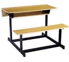 School Bench 02