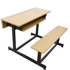 School Bench 03