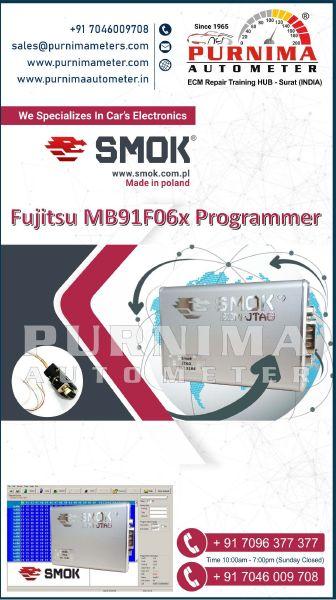 Fujitsu MB91F061 MB91F062 MB91F067  Odo meter device