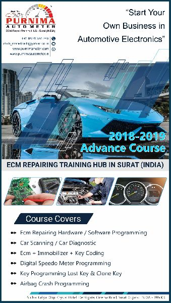 Ecm Repairing Training