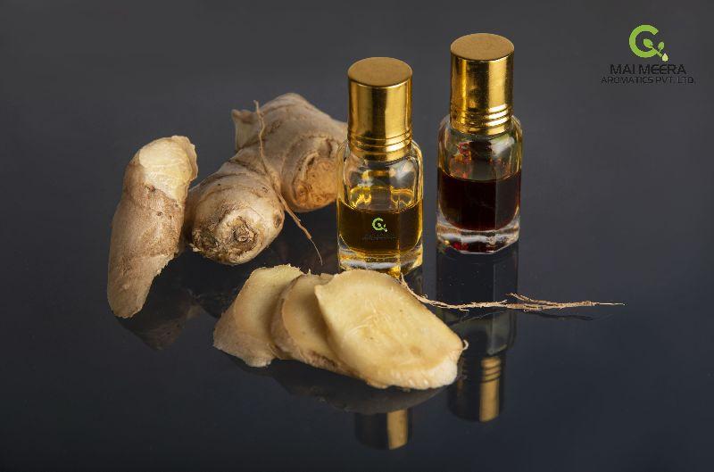 Ginger Oil 01