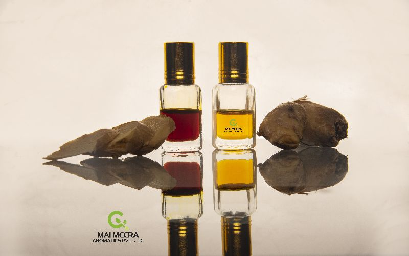 Ginger Oil 02