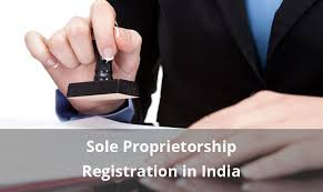 Sole Proprietorship Firm Registration Services
