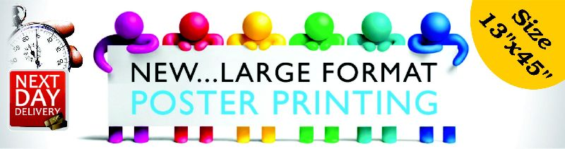 Color Poster Printing Services