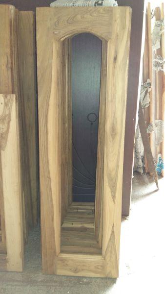 Teak Wood Door Window Frames Manufacturer Supplier In